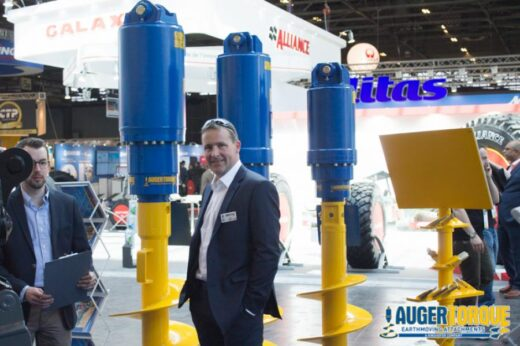 Success at INTERMAT Paris 2015